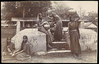 Hassan, Karnataka - Hassan in 1900