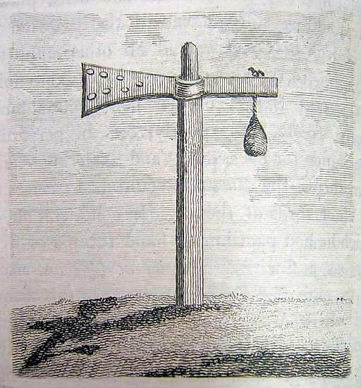 Hasted Quintain Illustration 1798