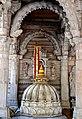 Hatheesing jain temple(tomb 1).JPG