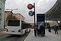 Hauptbahnhof Salzburg - Eingang Schallmoos - Bushaltestelle 3.JPG