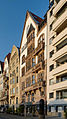 Haus Rathausufer 18 und 19 in Duesseldorf-Carlstadt, von Suedwesten.jpg
