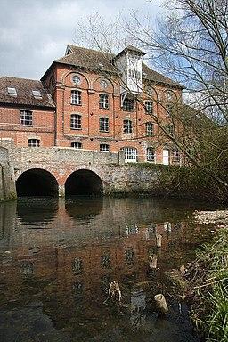 Hawk's Mill, Needham Market - geograph.org.uk - 757411