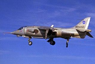 Hawker Siddeley P.1127 1957 experimental aircraft