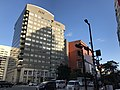 Headquarters of Fukuoka Shinkin Bank and Daimaru Fukuoka-Tenjin Department Store.jpg