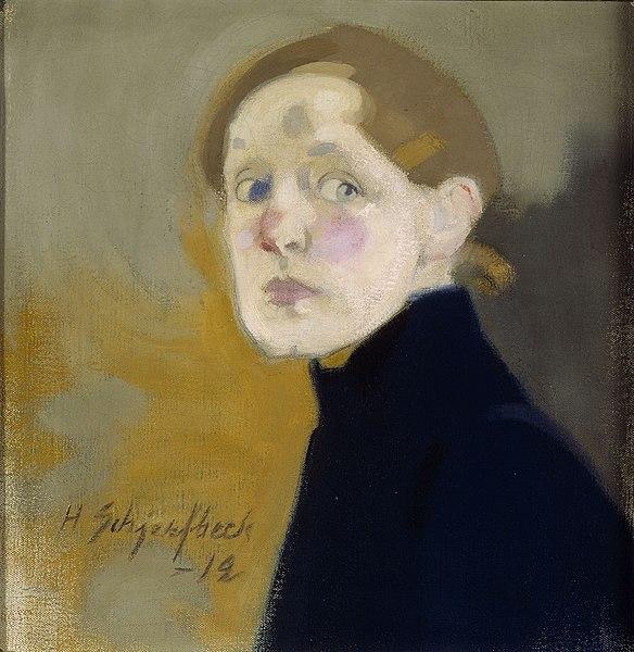 File:Helene Schjerfbeck - Omakuva (1912).jpg