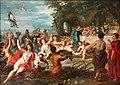 Hendrick van Balen-Les noces de Thétis et Pêlée.jpg