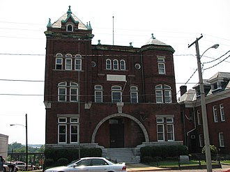 Henrico County, Virginia - Image: Henrico County Courthouse