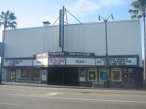 The Fonda Theatre - Music Box Theatre, 2007