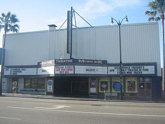 The Fonda Theatre - Music Box Theatre, 2007