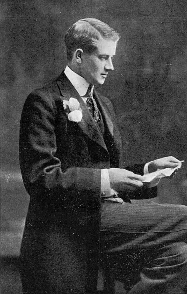 Photo Winston Churchill 1910-1