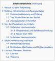Hermannstraße - Inhaltsverzeichnis, Stand 27 Dezember 2005.png