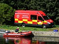 Hertfordshire Fire & Rescue service Training & development van (7691903400).jpg
