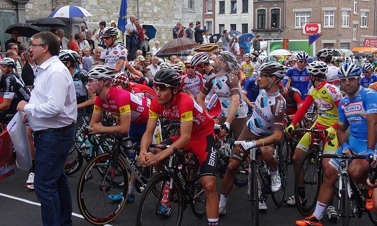 Herve - Tour de Wallonie, étape 4, 29 juillet 2014, départ (D25).JPG