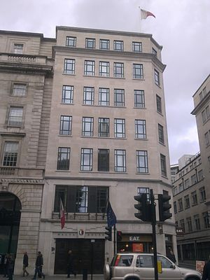High Commission of Malta in the United Kingdom - Image: High Commission of Malta in London 1