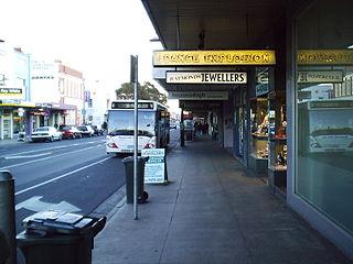 Preston, Victoria Suburb of Melbourne, Victoria, Australia