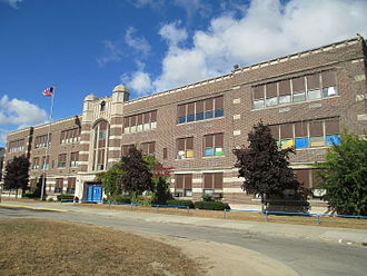 Highland Park, Michigan - Highland Park Renaissance Academy Barber Campus (K-8)