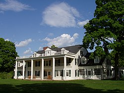 Hill-Stead Museum (Farmington, CT) - west facade.JPG