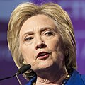 Hillary Clinton speaking at Planned Parenthood Action Fund-5 (cropped).jpg