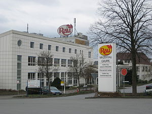 Hilter - The margarine factory