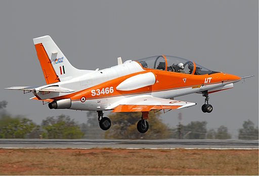 Hindustan HJT-36 Sitara Krivchikov 2007