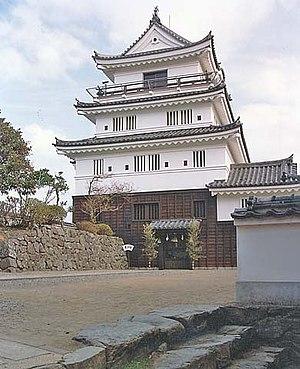 Hirado, Nagasaki - Image: Hirado Castle 3