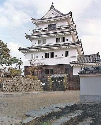 Hirado Castle - Keep of Hirado Castle