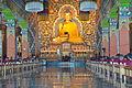 His Holiness visit at Dzongsar Monastery.JPG