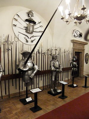 Historical Museum of Kraków - Exhibition inside the museum