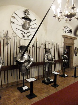The Historical Museum of the City of Kraków - Exhibition inside the museum