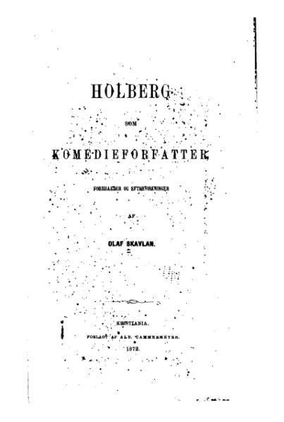 File:Holberg som komedieforfatter.djvu