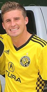 Marshall Hollingsworth US association football player