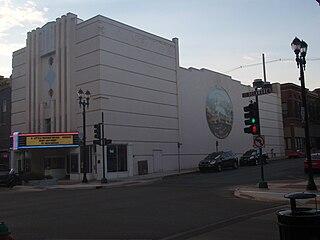 Hollywood Theater (Leavenworth, Kansas) United States historic place