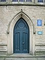 Holy Trinity Church, Blackburn, Doorway - geograph.org.uk - 724154.jpg
