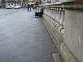 Homeless person on O'Connell Bridge, Dublin, Ireland - panoramio (83).jpg
