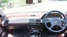 Honda Accord 1985 Japan interior.jpg