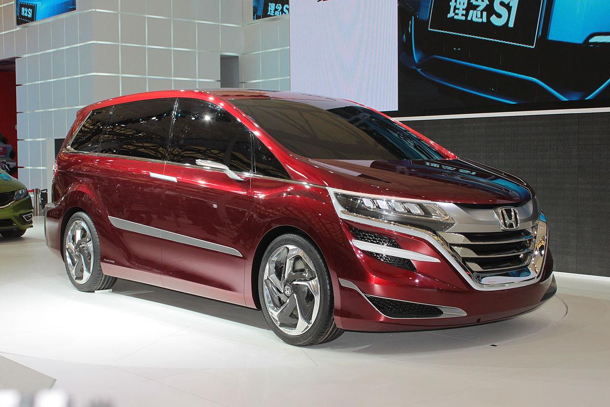New Honda Accord >> Honda Concept M – Wikipedia, wolna encyklopedia