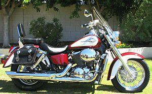 Superb Honda Shadow
