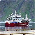 Honningsvåg - fischingboat in Capo Nord - Norvegia - panoramio.jpg