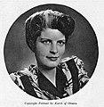 Honor Croome 1946 Karsh.jpg