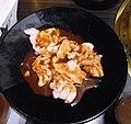 Horumon of Matsusaka beef at Isshobin Hisai 02.jpg
