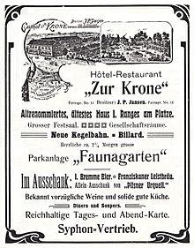 Hotel Restaurant Gasthaus Otto Steinringer Stra Ef Bf Bde Thomasberg Konigswinter