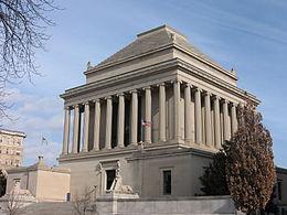 Maison du Temple Washington