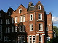 Houses on Well Walk, Hampstead, London NW3.jpg