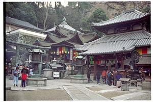 Hōzan-ji - Image: Hozan ji