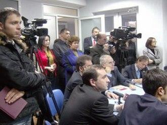 Moldova–NATO relations - Image: Hpim 1363