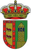 Coat of arms of Huécija, Spain