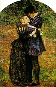 Huguenot lovers on St. Bartholomew%27s Day