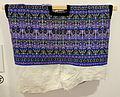 Huipil, Kaqchikel Maya, Comalapa, 1950s or earlier, cotton - Textile Museum of Canada - DSC01317.JPG
