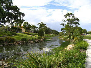 Redcliffe Peninsula - Humpybong Creek