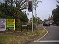 Hunton Bridge at junction with A41 - geograph.org.uk - 2395406.jpg